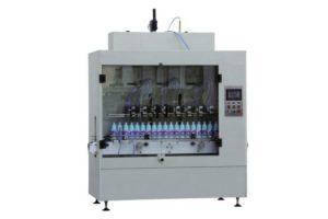 Liquid filling machine-5